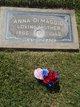 Profile photo:  Anna <I>Traina</I> DiMaggio