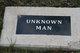 Man Unknown