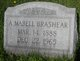 Profile photo:  Acie Mabell <I>Slagle</I> Brashear