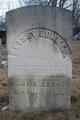 "Elizabeth ""Betsey"" <I>Watts</I> Bowker"