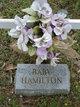 Profile photo:  Baby Hamilton