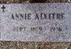 Annie Alvitre
