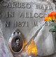 Profile photo:  Maria <I>Caruso</I> Allocca