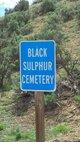 Black Sulphur Cemetery