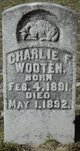 Profile photo:  Charlie F Wooten