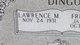 Lawrence M Dingus