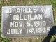 Profile photo:  Charles William Gillilan