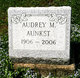 Profile photo:  Audrey M <I>Klase</I> Aunkst