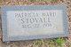 Patricia <I>Ward</I> Stovall