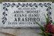 """Amos Kuana Isamu """"Moose"""" Arashiro"""