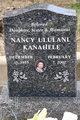 Nancy Ululani Kanahele