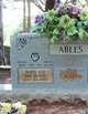 Profile photo:  Bobby Roe Ables