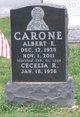 Profile photo:  Albert E. Carone