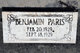Benjamin Paris