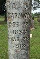"""Andrew Jackson """"Drew"""" Caraway"""