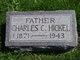 Profile photo:  Charles C. Hickel
