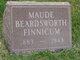 Maude E. <I>Besse</I> Finnicum