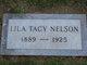 Profile photo:  Lila <I>Tacy</I> Nelson