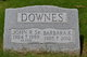Barbara <I>Kingston</I> Downes