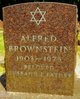 Profile photo:  Alfred Brownstein