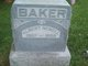 Profile photo:  Albert Newell Baker