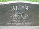 John S Allen, Jr