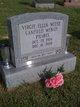 Virgie Ellen <I>Weese</I> Phares
