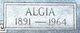 Profile photo:  Algia <I>Measles</I> Bixler