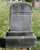 Maria A. <I>Alger</I> Hewey