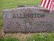 Profile photo:  Ida M. <I>Blumm</I> Allington