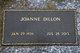 """JoAnne """"Jo"""" <I>Petersen</I> Dillon"""