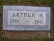Profile photo:  Arthur H Blue
