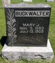 Profile photo:  Mary J. Buckwalter