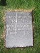 Ralph Achurch