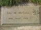 """Frederina Myles """"Ina"""" <I>Smith</I> McCall"""