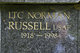 LTC Norman Russell