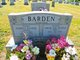 """Profile photo:  Everett Eugene """"John"""" Barden"""