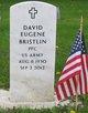 David Eugene Bristlin