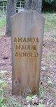 Amanda Maude <I>Stephens</I> Arnold