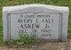 Profile photo:  Avery L. Askew, Jr
