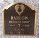 Profile photo:  Deborah <I>Exley</I> Barlow