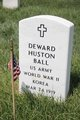 Profile photo:  Deward Huston Ball
