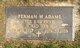 Ferman H Adams