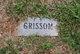 Profile photo:  Grissom