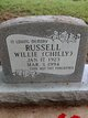 """Willie """"Chilly"""" Russell"""