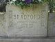 Profile photo:  Kathryn Louise <I>Rutherford</I> Bradford