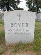 Harry Frederick Beyer