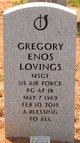 Sgt Gregory Enos Lovings