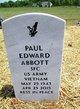 Paul Edward Abbott