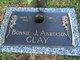 Profile photo:  Bonnie Jean <I>Anderson</I> Clay